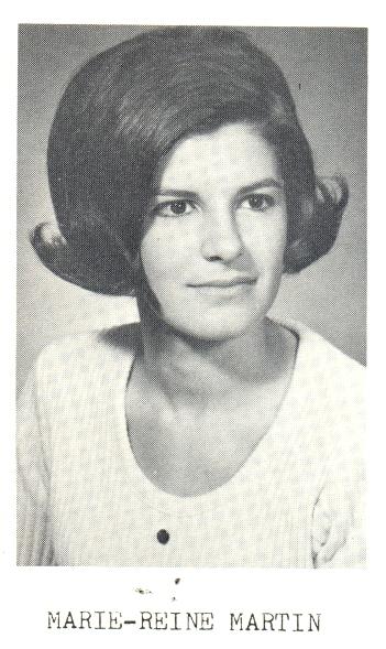 Recherche - 1971-Marie-Reine-Martin